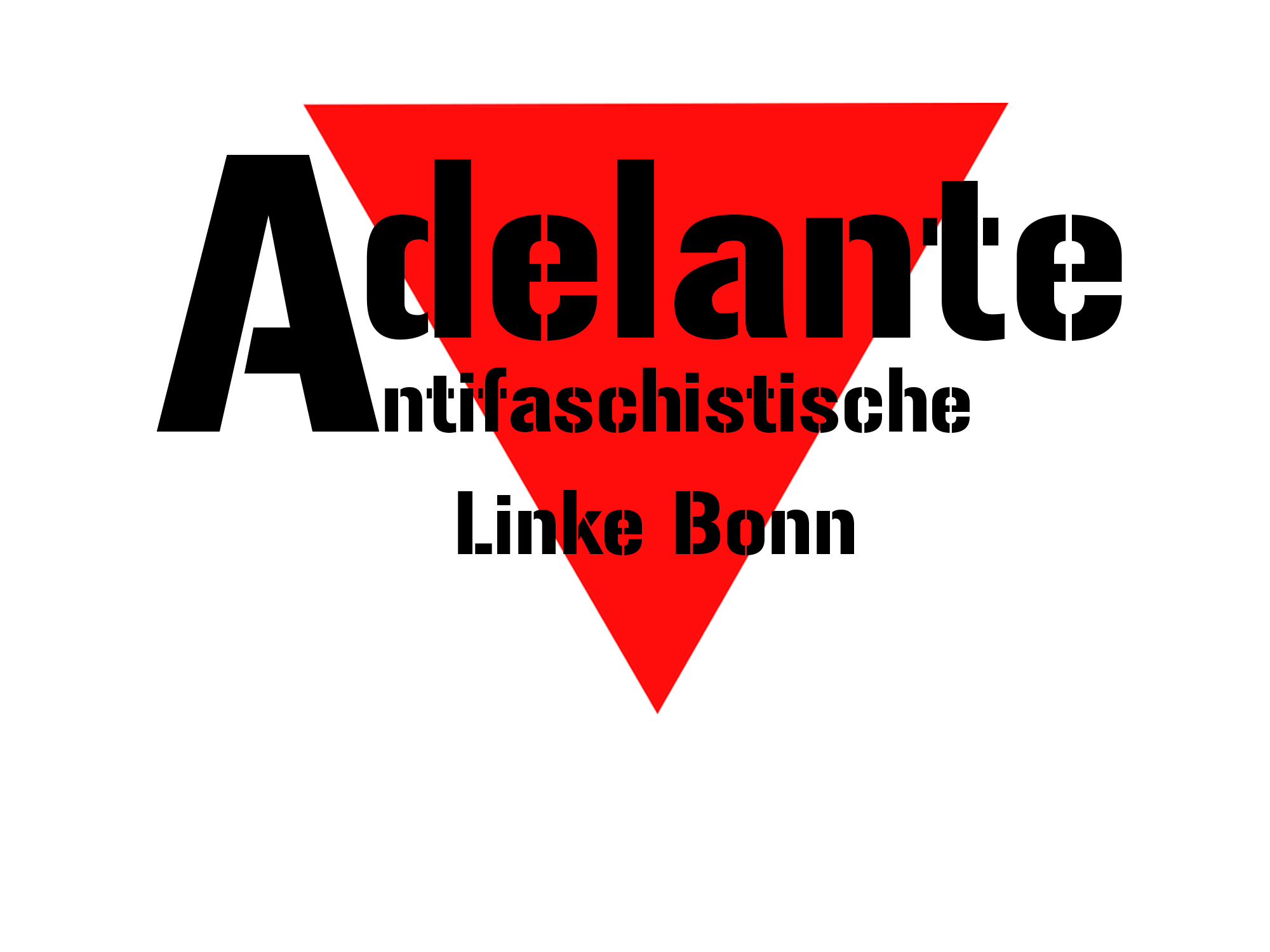 Adelante - Antifaschistische Linke Bonn