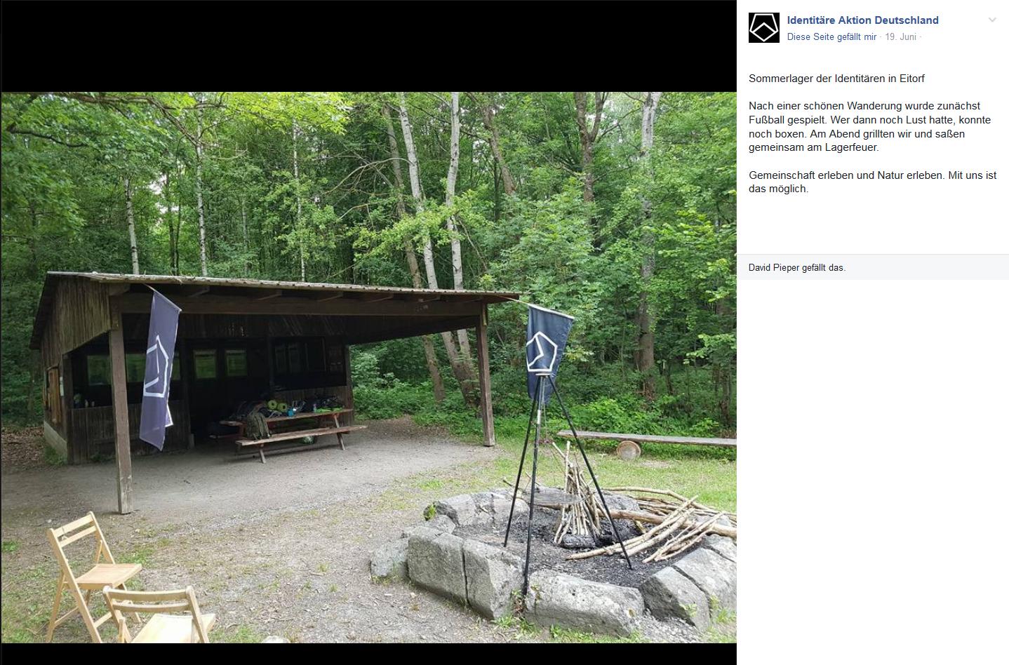 Abbildung 7: Sommerfest der IA beim Hüppelrötschen in Eitorf